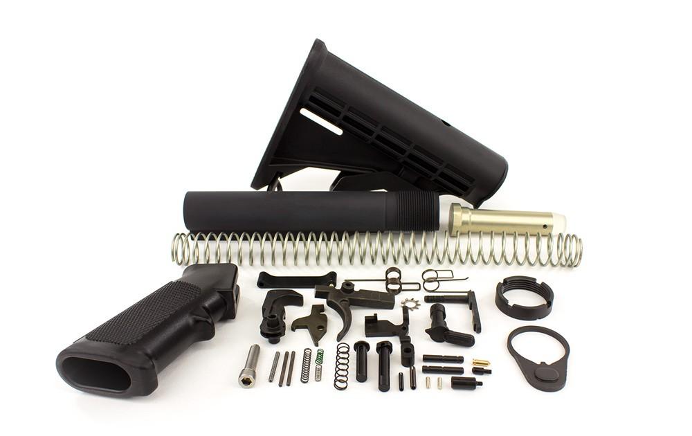 AR15 Lower Build Kits