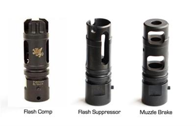 .308 Muzzle Devices
