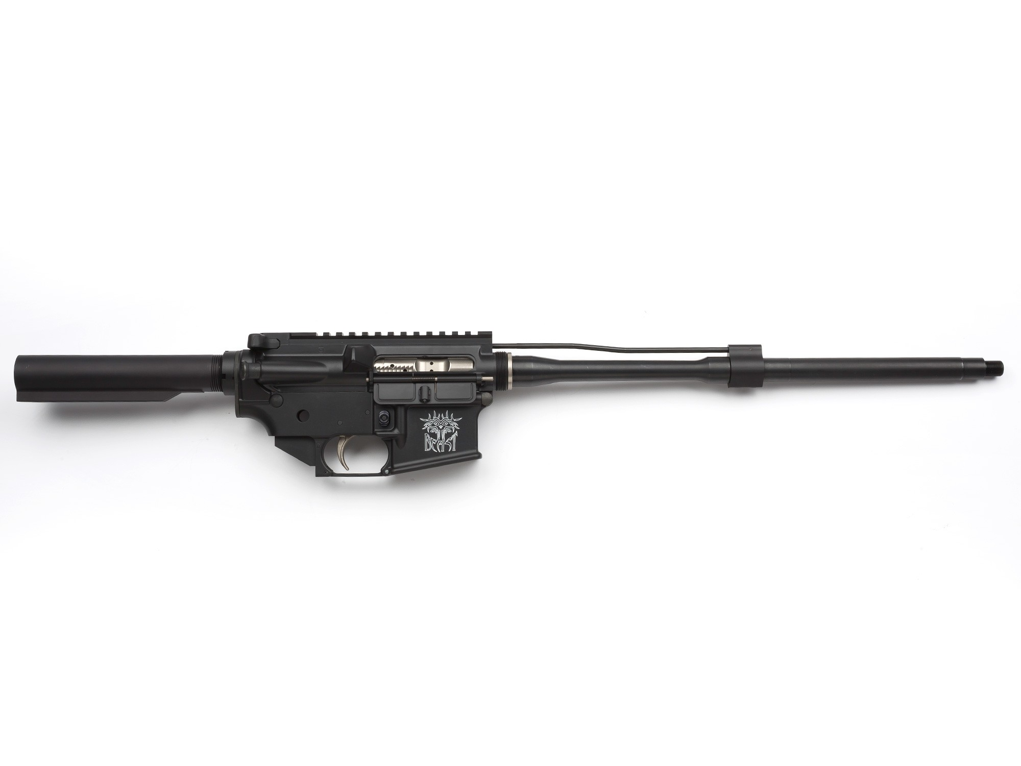 AR15/AR10 Skeltonized Chassis