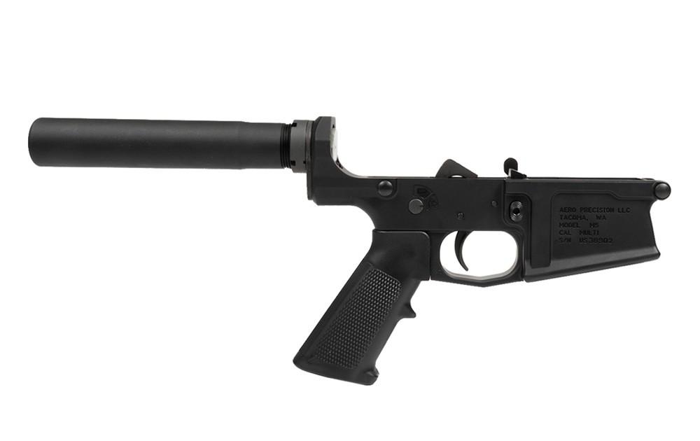 Complete .308 Pistol Lower Receivers