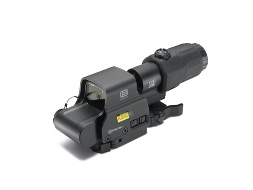 Optic/Magnifier Combos